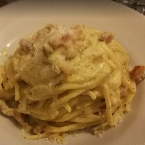 Milgiori ristoranti cucina tradizionale romana la for Tipica cucina romana
